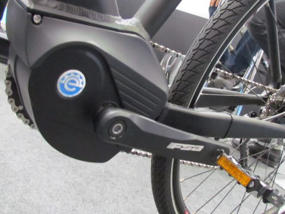 New Mid-Motors Presented at Taipei Cycle